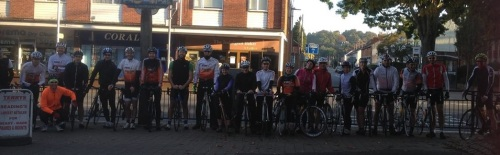 Club Ride Cropped