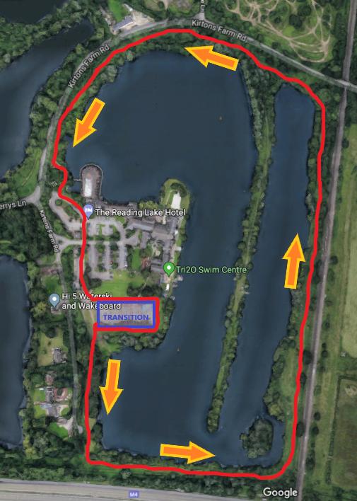 Run course 2018